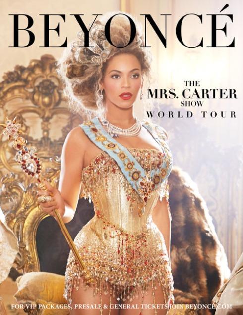 Photo courtesy of Beyoncé online